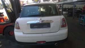 MINI  One DEL 2007 1397cc.