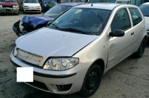 FIAT  Punto DEL 2010 1242cc. 1.2 8V CLASSIC