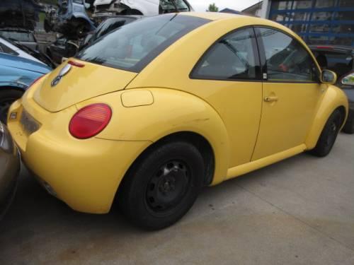 VOLKSWAGEN  New Beetle DEL 2001 1896cc.