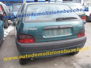 CITROEN  SAXO DEL 1997 1527cc.
