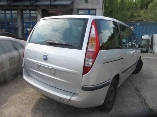 FIAT  Ulysse DEL 2005 2179cc. JTD