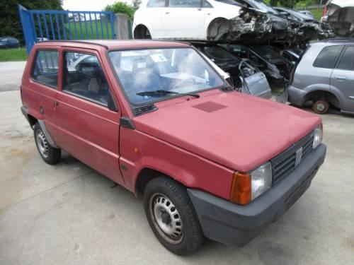 FIAT  Panda DEL 1997 900cc.