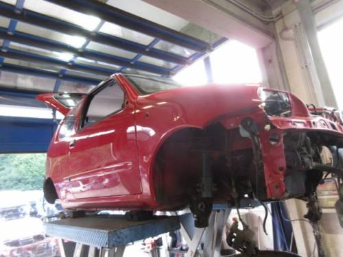 FIAT  Seicento DEL 1998 900cc.