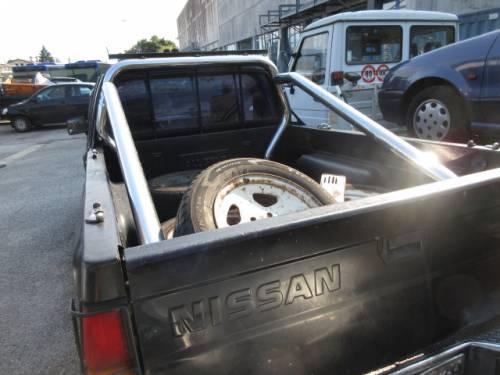 NISSAN  King Cab DEL 1991 2500cc. TD
