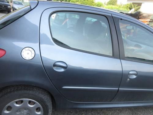 PEUGEOT  206 DEL 2006 1360cc.