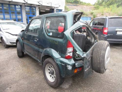 SUZUKI  Jimny DEL 2004 1461cc.