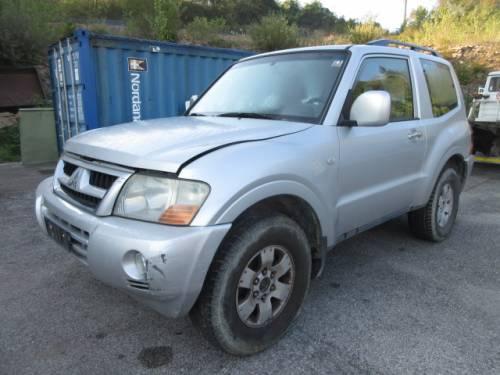 MITSUBISHI  Pajero DEL 2003 3200cc. DI-D