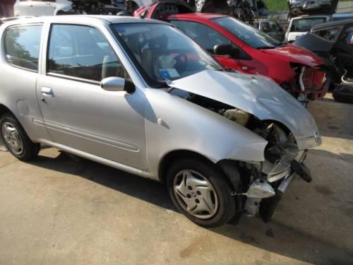 FIAT  Seicento DEL 2007 1108cc.