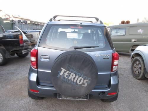 DAIHATSU  Terios DEL 2007 1495cc.