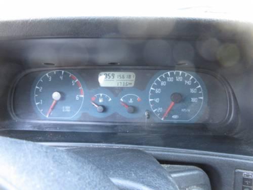 NISSAN  Terrano II DEL 2000 2664cc.