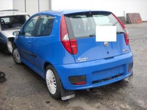 FIAT  Punto DEL 2004 1368cc. 1.4 16V III SERIE