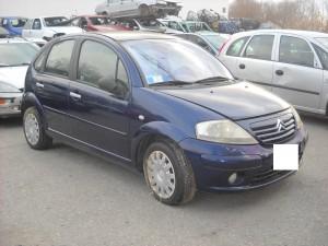 CITROEN  C3 DEL 2004 1587cc. 1.6 16V