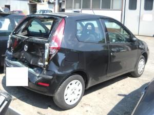 FIAT  Punto DEL 2008 1242cc. 1.2 8V  CLASSIC