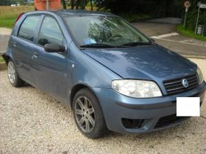 FIAT  Punto DEL 2005 1248cc. 1.3 MJET