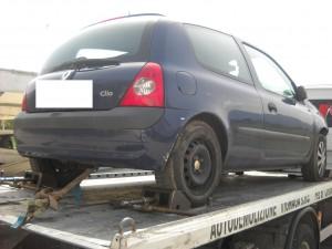 RENAULT  Clio DEL 2005 1149cc. 1.2 8V