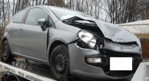 FIAT  PUNTO EVO DEL 2011 1368cc. 1.4 8V