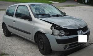 RENAULT  Clio DEL 2005 1461cc. 1.5 DCI 8V