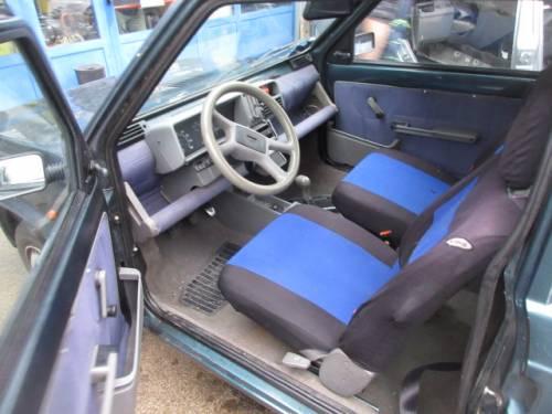 FIAT  Panda DEL 1995 900cc.