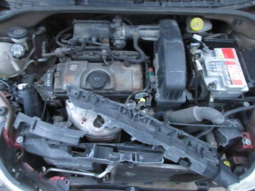 CITROEN  C3 DEL 2002 1124cc.