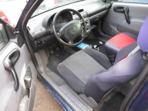 OPEL  Corsa DEL 1997 1488cc.