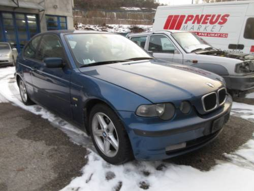 BMW  320 DEL 2002 1995cc. TD