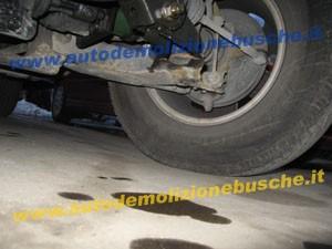 OPEL  Frontera DEL 2003 2171cc.
