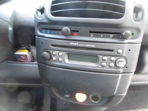 SMART  ForTwo DEL 2005 799cc.