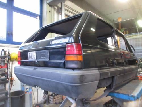 SEAT  Marbella DEL 1992 903cc.