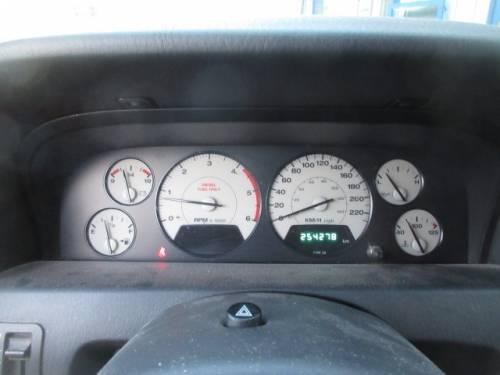 JEEP  Grand Cherokee DEL 2003 2685cc. CRD