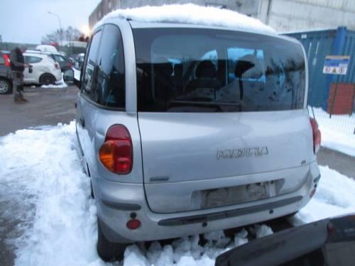 FIAT  Multipla DEL 2001 1910cc.