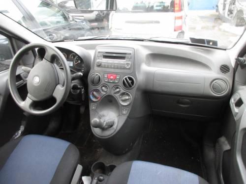 FIAT  Panda DEL 2012 1242cc.