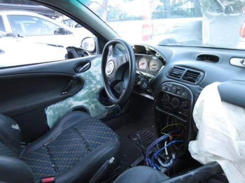 MG  ZR DEL 2002 1396cc.