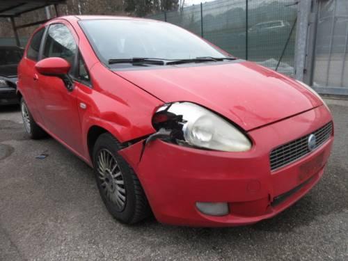 FIAT  Grande Punto DEL 2007 1248cc. MJD
