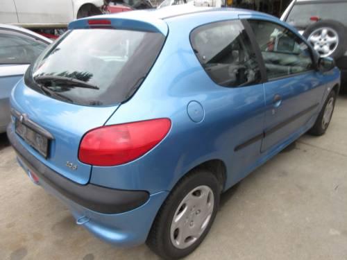 PEUGEOT  206 DEL 2001 1124cc.