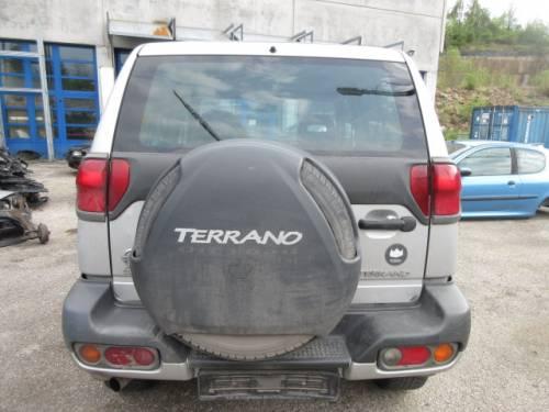 NISSAN  Terrano II DEL 2003 2664cc.