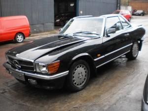 MERCEDES-BENZ  420 DEL 1987 4196cc. 500 SL