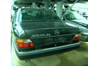 MERCEDES-BENZ  300 DEL 1994 3000cc. 300 CE 24V