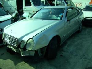 MERCEDES-BENZ  CLK 200 DEL 1998 2000cc. CLK