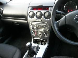 MAZDA  6 DEL 2004 2000cc. 2.0 CC TD