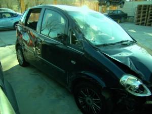 LANCIA  MUSA DEL 2009 1400cc.