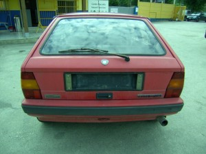 LANCIA  Delta DEL 1986 1600cc. 1.6CC HF