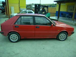 LANCIA  Delta DEL 1986 1600cc. 1.6CC HF