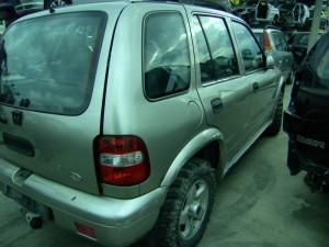 KIA  Sportage DEL 2000 2000cc.