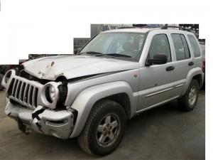 JEEP  Cherokee DEL 2003 2500cc. CRD