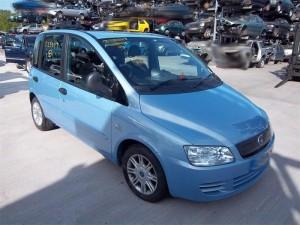 FIAT  Multipla DEL 2008 1900cc. jtd
