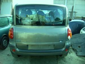 FIAT  Multipla DEL 2004 1900cc. jtd 105cv