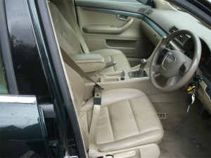 AUDI  A4 DEL 2005 2000cc. TDI
