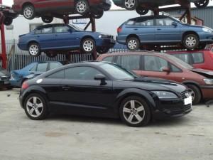 AUDI  TT DEL 2009 2000cc.