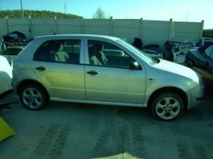 SKODA  Fabia DEL 2002 1900cc. SDI