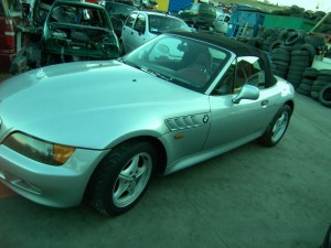 BMW  Z3 DEL 1999 1800cc. IS